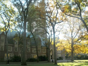 Wellesley College Quad